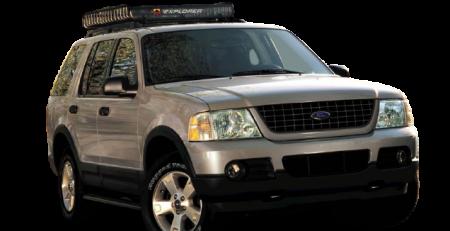 2003 Ford Explorer Problems