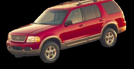 2005 Ford Explorer problems