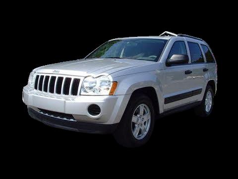 2005 Jeep Grand Cherokee Problems