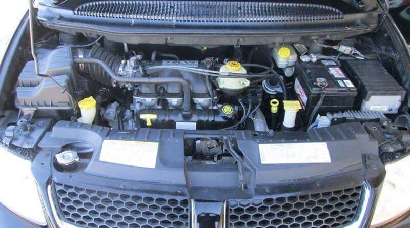 Dodge Caravan Engine Hood